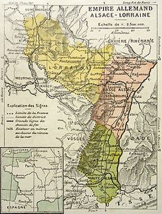 Map of alsace lorraine france comt find super cheap international my 2nd great grandfather immigrated to the us at age 15 from what was then the imperial territory of alsace lorraine fandeluxe Choice Image