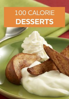 Satisfy your sweet tooth with these decadent but guilt-free desserts. They're perfect for a finishing touch after dinner!