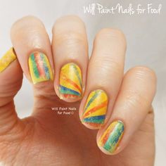 Will Paint Nails for Food: The Digit-al Dozen Does Brands, Day Two: Ode To Kodachrome