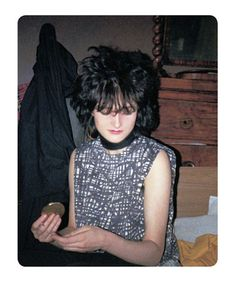 Siouxsie – Wake-up to Make-up, St James Hotel - by Simon Barker