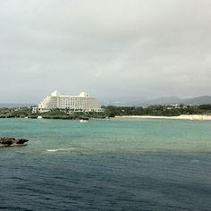Manza Beach Hotel, Okinawa