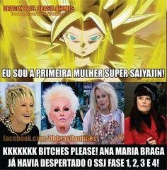 Bitches please Kkkkkkkkk Nerd, Very Funny Memes, Little Memes, Otaku Meme, Marvel Memes, Dbz, Cartoon Network, Funny Images, Haha