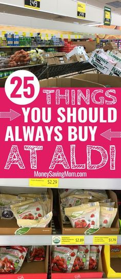 Spending your grocery budget at ALDI? This list is SO helpful to know which items are HOT deals that will save you tons of money at ALDI! Aldi Shopping, Shopping Hacks, Budget Meal Planning, Budget Meals, Financial Planning, Money Saving Mom, Money Savers, Living On A Budget, Frugal Living