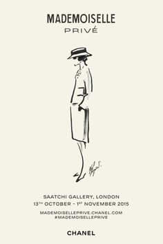 Chanel Launches Mademoiselle Prive Exhibition At Saatchi Gallery - TownandCountryMag.com