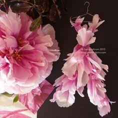 A Garden Fairy's Birthday Flower Fairies, Flower Art, Flower Dresses, Ball Dresses, Fairy Clothes, Fairy Birthday, Fairy Garden Houses, Fairy Dolls, Art Challenge