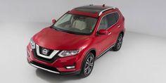 Nissan X-Trail 2018 года: обновление или ребрендинг кроссовера? - http://god-2018s.com/avto/nissan-x-trail-2018-goda-obnovlenie-ili-rebrending-krossovera