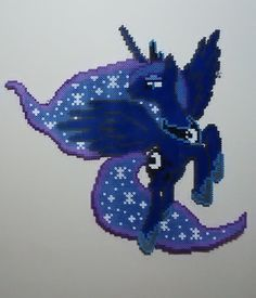 MLP 19 Inch Princess Luna perler beads by Perler-Pop