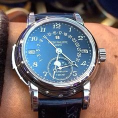 Absolutely Beautiful Patek Philippe 5016P via @timeinternational