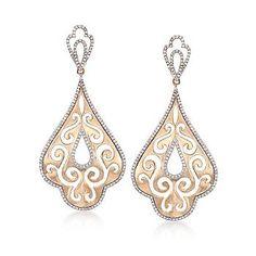 Fengyi Dangle earrings