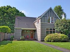 Laurelhurst on Big Lot Oregon House, Portland Oregon, Shed, Houses, Outdoor Structures, House Design, Architecture, Big, Homes