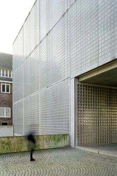 Academy of Arts and Architecture - Wiel Arets Architects