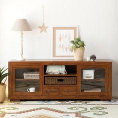 Estilo Colonial, Crockery Cabinet, Muebles Living, Tv Wall Decor, Cabinet Design, Autocad, Dining Set, Sideboard, Decorative Items