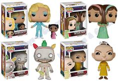 Set of 4 American Horror Story Freak Show Pop! Vinyl Funko PRE-ORDER