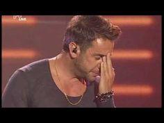 """Γιώργος Μαζωνάκης - """"Ελα να δεις"""" (Ozledim) @Greek Idol Final - YouTube"""