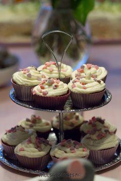 Ruokamatkalla: Red Velvet Cupcakes