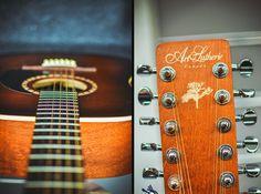 #guitar #music #photo #nature
