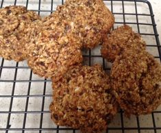 Recipe Coconut and Date Cookies - No added sugar Healthy Kids Snack by clairestm5 - Recipe of category Baking - sweet