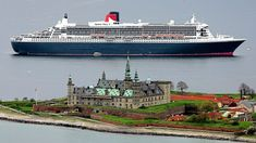 Image result for kronborg castle from cruise ship
