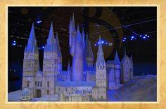 Estúdio Brigit - Encadernação Artesanal e Artística: A Viagem (84): Harry Potter - Warner Bros.(The Tri...
