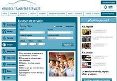 Web de Menorca Transfers Services