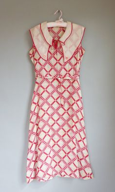 The Paraders Vintage #vintage #dress #1930s