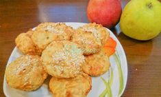 BRIOSE CU MAR SI COCOS Toddler Meals, Toddler Food, Baby Food Recipes, Potato Salad, Biscuits, Muffin, Potatoes, Cookies, Breakfast