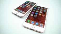 iPhone 6S vs 6S Plus Durability Drop Test!