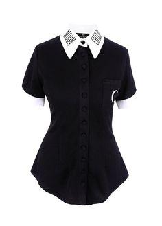 Restyle Moon Child Shirt   Attitude Clothin
