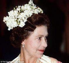Queen Elizabeth II in 1982.