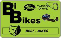 De vernieuwende web-site is online, nieuwsgierig kijk op : www.belt-bikes.nl