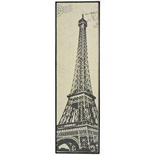Eiffel Tower Framed Photographic Print