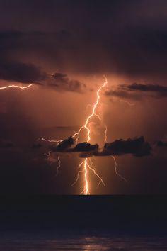 #lightening #Nature #beautiful