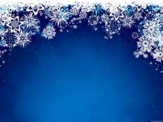 Winter Clipart | Medium size preview (1280x960px): Blue winter background