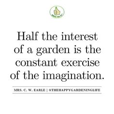 Be part of our gardening community! Join us on Instagram today! http://www.instagram.com/thehappygardeninglife