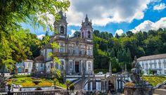 Fotos en el Santuario do Bom Jesus do Monte en Braga | Turismo en Portugal (shared via SlingPic)