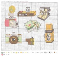 Cross Stitching, Cross Stitch Embroidery, Cross Stitch Patterns, Cross Stitch Needles, Le Point, Needlepoint, Needlework, Creations, Geek Stuff