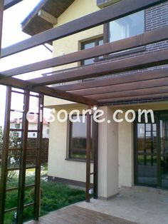 Pergole lemn pentru trandafiri 6m x 3m Outdoor Structures