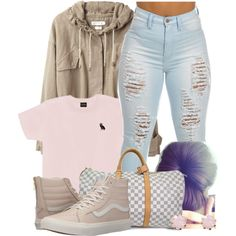 A fashion look from March 2016 featuring October's Very Own t-shirts, Étoile Isabel Marant jackets and Vans sneakers. Browse and shop related looks.
