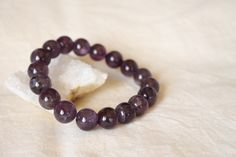 ひろひろセレクション #アメジスト #霊性 #紫水晶 #透明感がいい #ブレスレット