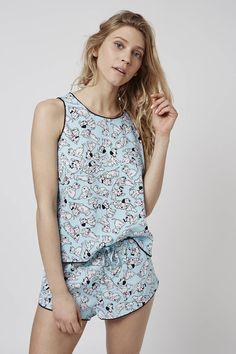 Dalmatian Pajama Set