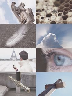 castiel | let me tell you my story