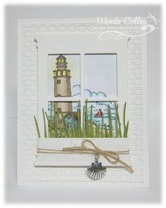 FS312 Lighthouse by cullenwr - Cards and Paper Crafts at Splitcoaststampers