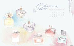 Calendário Julho de 2013