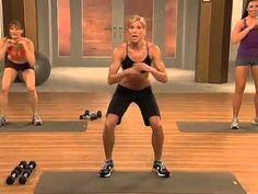 Jackie Warner's Lower Body Workout