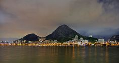 Rio de Janeiro (RJ) - Lagoa Rodrigo de Freitas Foto: Ris.   @diegotrambaioli