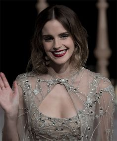 Emma Watson attends 'The Beauty and The Beast' Premiere in Shanghai (02/27/2017) Pinned by @lilyriverside