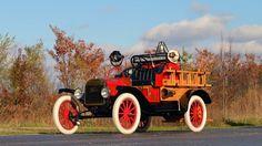 1914 Ford Model T Fire Truck New York Firefighter Tribute | Lot T177 ...