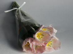 бледно-розовые #тюльпаны. жаль, что их век так недолог...(((