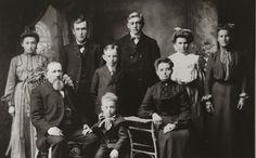 Sibling Saturday - Blazing a Path #geneabloggers #genealogy