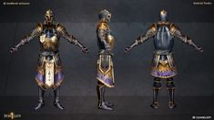 Knight Games, Gabriel, Blade, Weapons, Armors, Iron, Weapons Guns, Archangel Gabriel, Guns